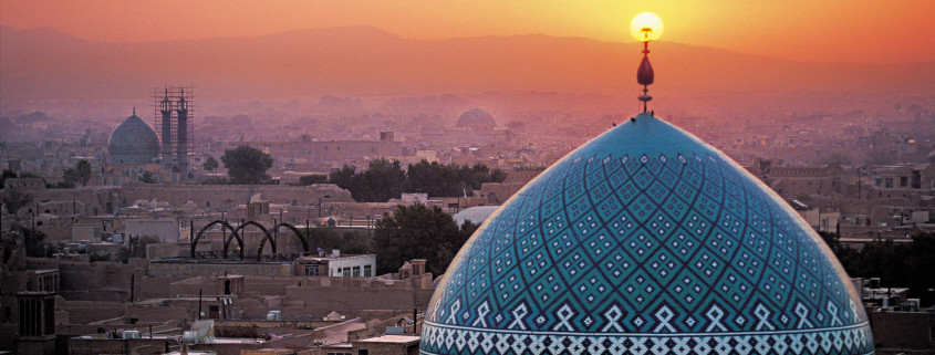 Yazd is a city in central Iran and the capital of the Yazd province. It is an ancient city dating back to the Sassanian Period.