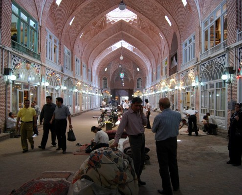 Carpet_Bazaar_of_Tabriz