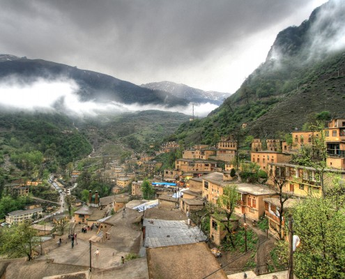Fascinating Villages in Iran