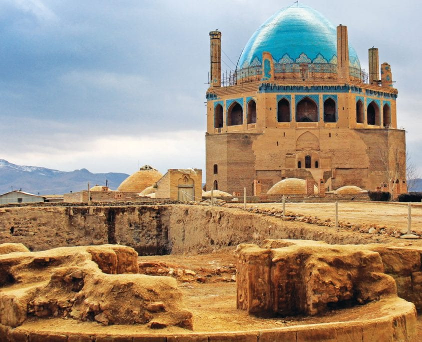Soltaniye Dome Zanjan Travel Guide