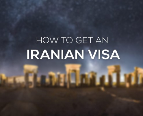 Iran tourist visa - How To Get An Iranian Visa