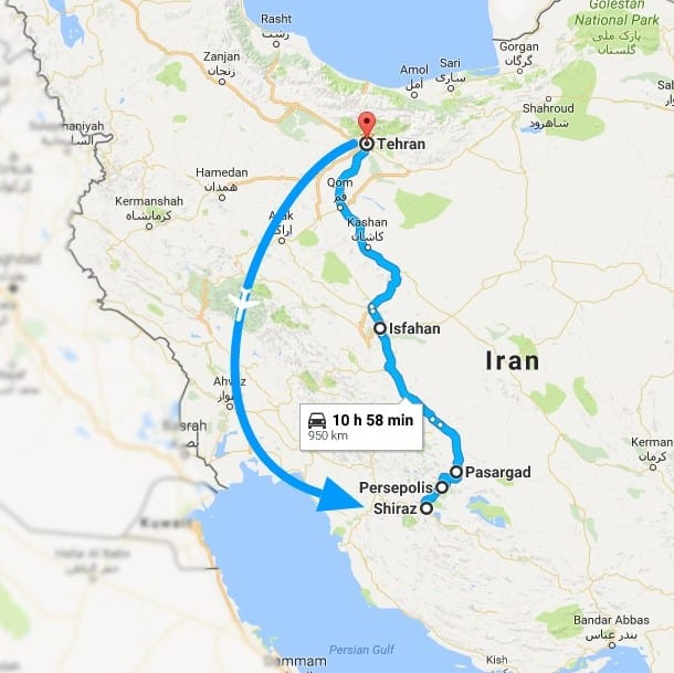 7-Day Iran Tour: Best of Persia