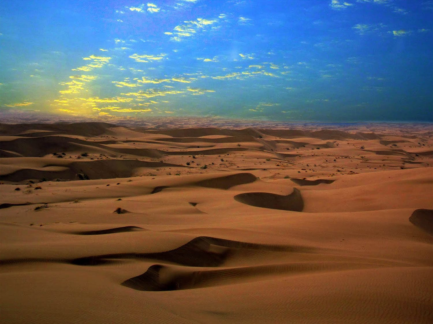 Pictures Show Why You MUST Visit Desert Of Iran