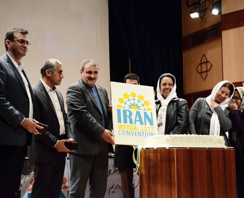 For the first time, Iran is to host the 17th Convention of World Federation of Tourist Guides Associations (WFTGA) in 2017