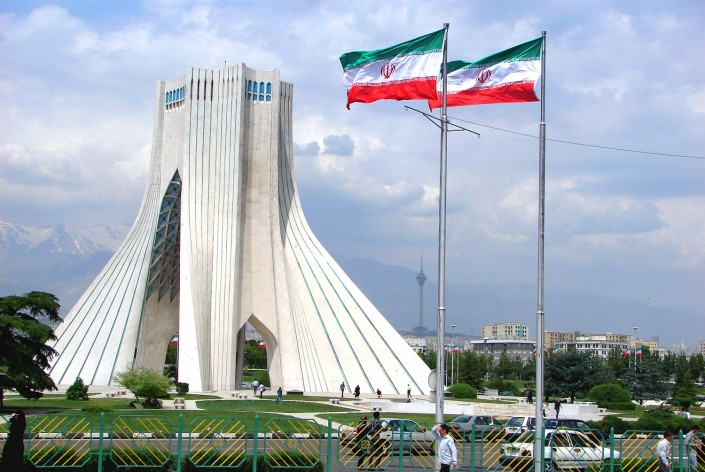 Tehran - Azadi Tower