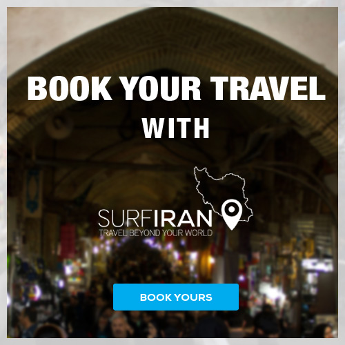 Book your Travel to Iran