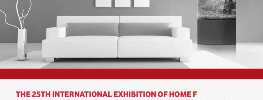 The 25th international exhibition of home furniture moblex 2016