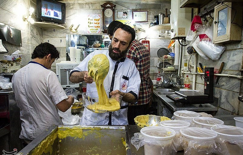 During Ramadan, the month of fasting, Iranians work shorter hours.