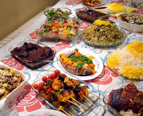 Iran on a plate Iran Food and Travel Guide - surfiran