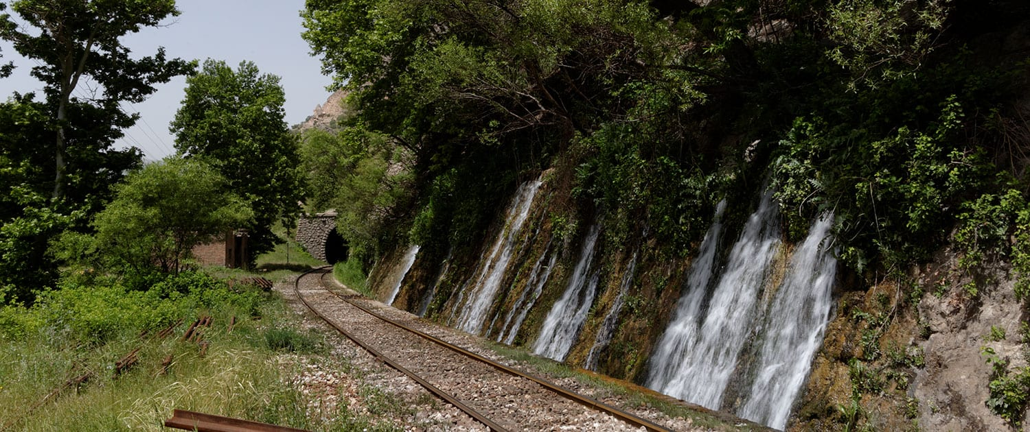 Rail and River Tour Iran Rail Tour – Rail and River