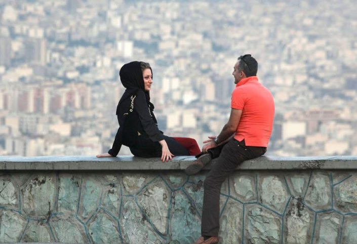 Can you travel to Iran as an unmarried couple