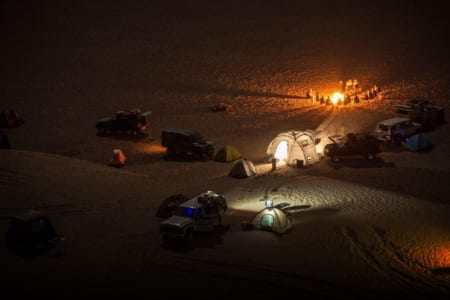 Overnight Desert Safari in Central Desert of Iran