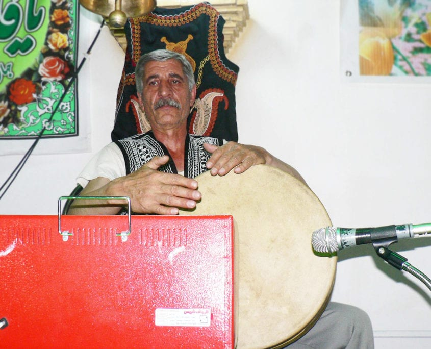 Zarb (Drum) of the Zurkhane