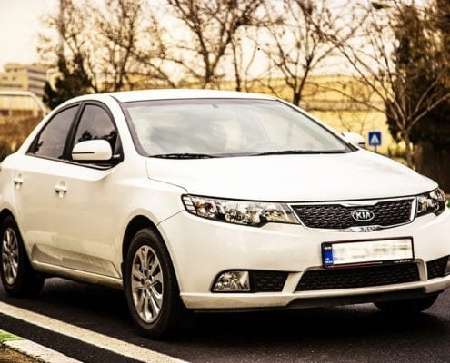 Kia Cerato Sedan 2015 - Car Hire Iran
