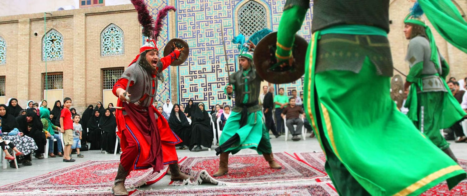 Travelling to Iran during Muharram and Ashura
