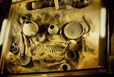 Iran archaeology tour - The Iron Age Museum is a museum in Tabriz