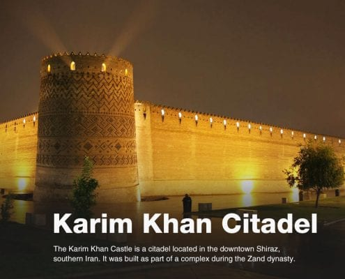 The Karim Khan Castle