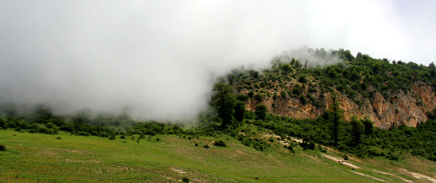 Trekking at Golestan National Park