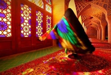 Shiraz Day City Tour – Nasir ol Molk Mosque