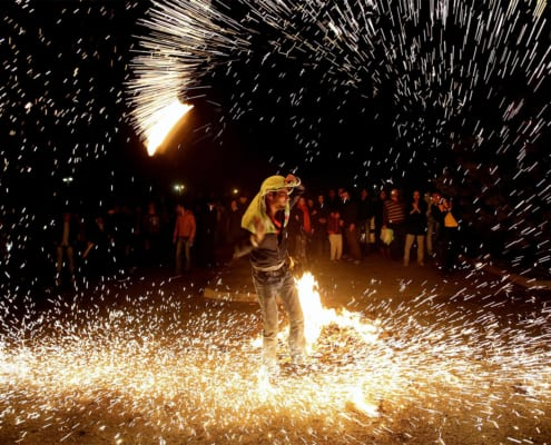 Chaharshanbe Suri in Iran – Festival of Fire