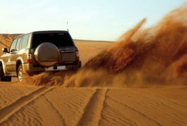 Iran Desert Expedition - SURFIRAN