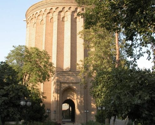 Tughrul Tower, Tehran, Iran