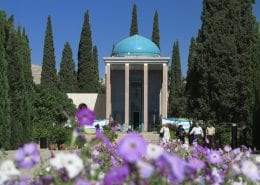 Tomb of Saadi, Shiraz