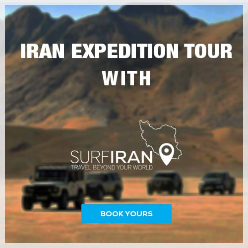 Iran Expedition Tour - Travel to Iran - SURFIRAN Travel