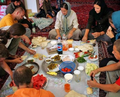 Food Safari Iran - Iran's Food Guide