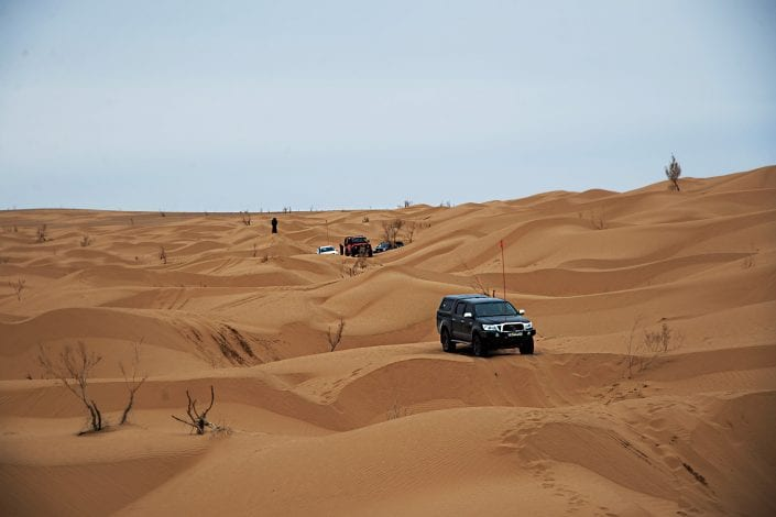 Iran Expedition Tours - Iran Desert Safari - BY SURFIRAN