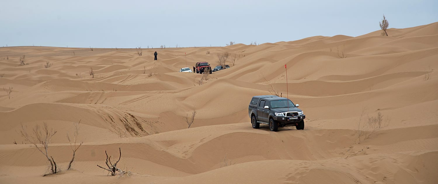 Iran Desert Safari Breathtaking Photos of Lut Desert