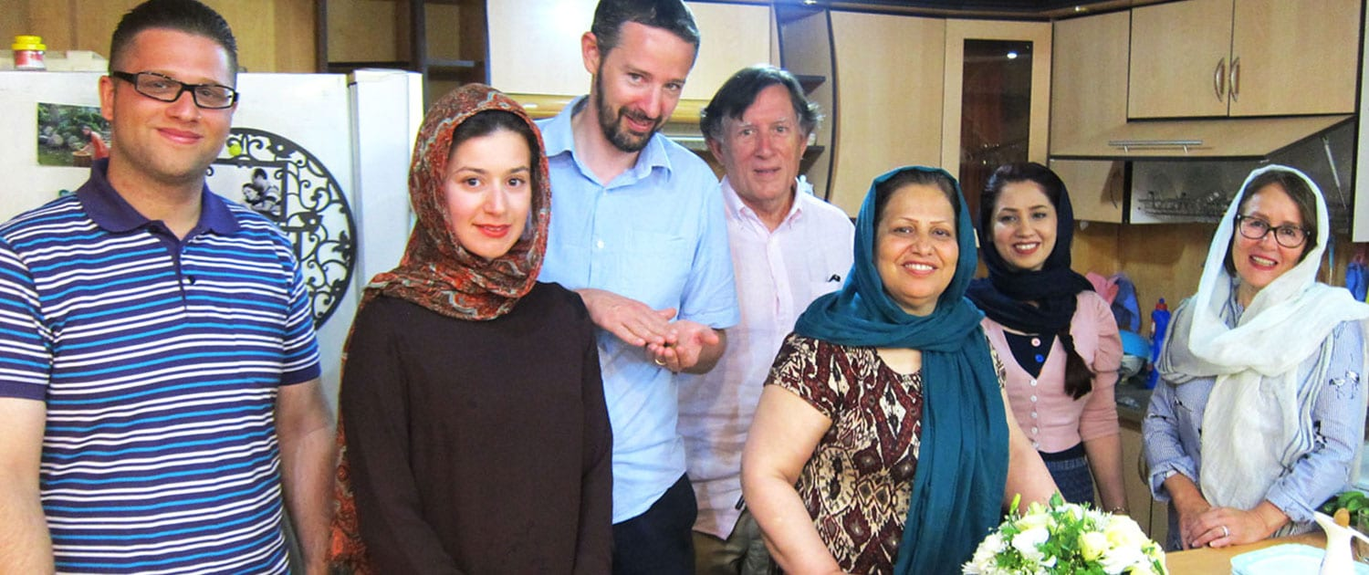 Iranian Hospitality Tour – One day as a Local in Iran