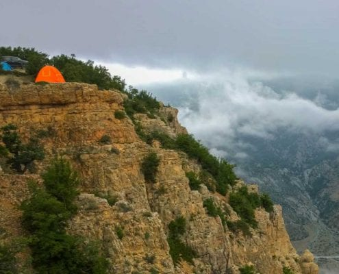Adventure and Trekking Tour in the North of Iran