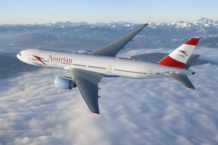 Austrian Airlines launches Vienna-Shiraz services