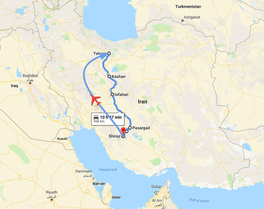Iran 7-day Tour Best of Persia
