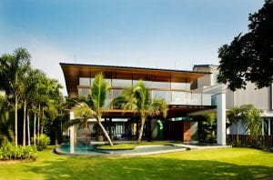 Architecture.Modern House
