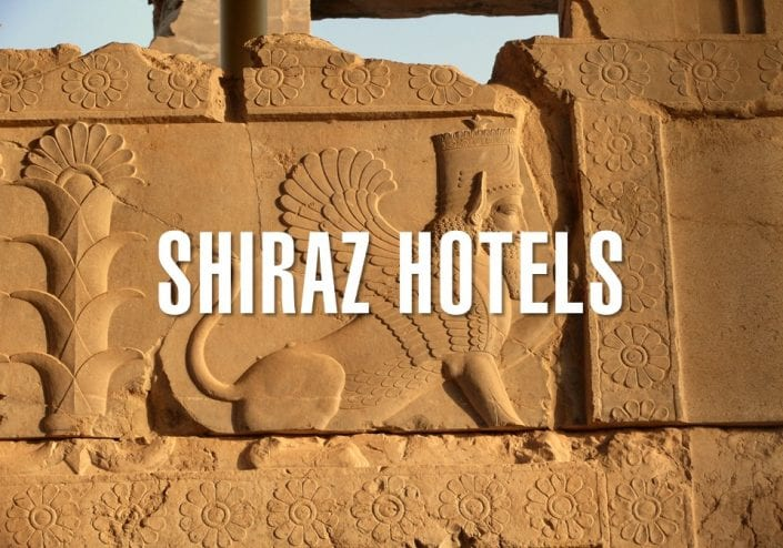 SHIRAZ HOTELS