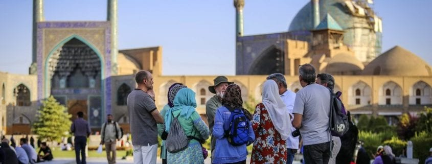 Iran small group tours