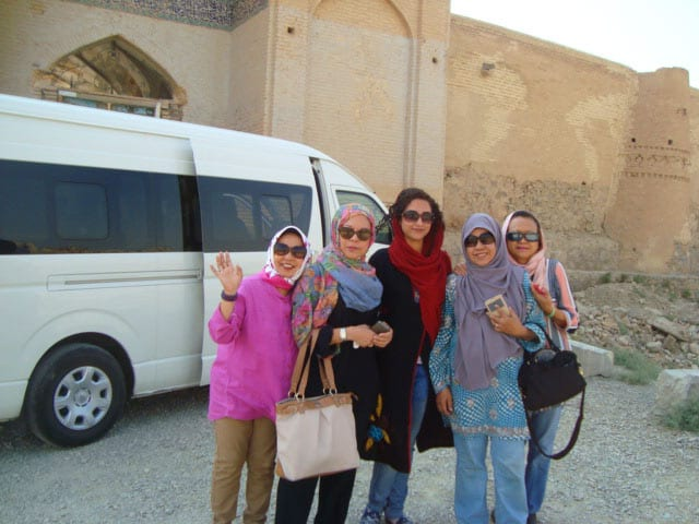 Iran Tours From Malaysia
