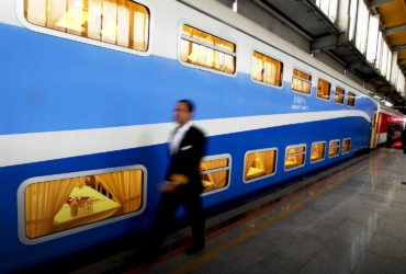 The Persian Caravan Discover Iran by a Private Train