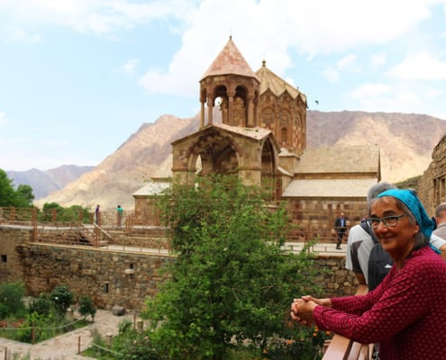 Iran Bible Experience Tour