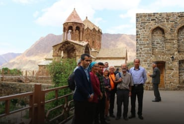 Iran bible tour