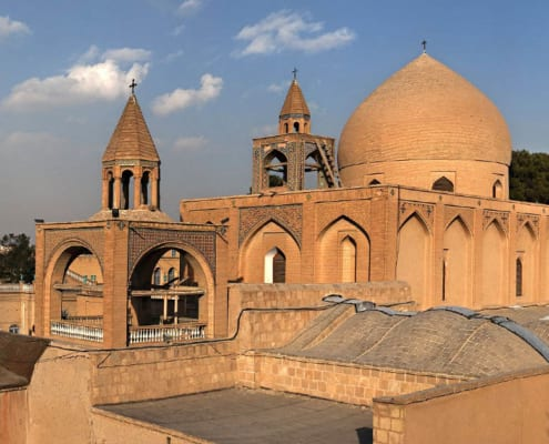 Vank Cathedral - Iran bible tour
