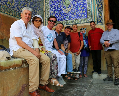 Are you an introvert Do you think Iran group tours do not suit you