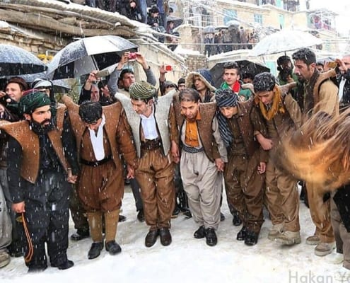 Pir Shalyar, an Ancient Ceremony Still Alive In the Mountains of Kurdistan