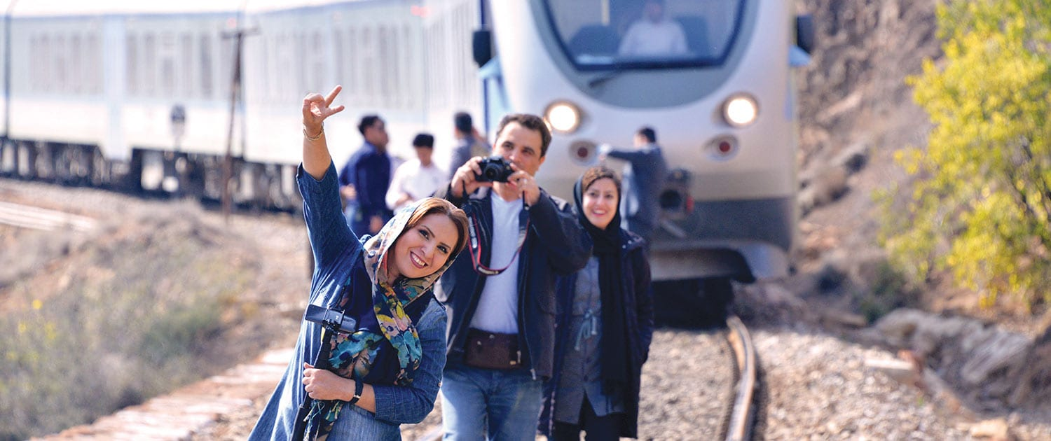 Iran Train Tour