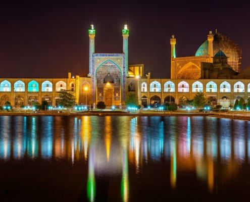 Top 10 Places to Visit in Isfahan