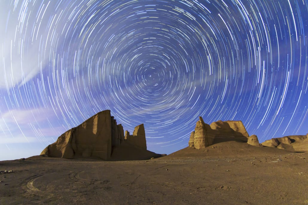 Shahdad Desert Magnificent Desert of the Kalouts in Iran