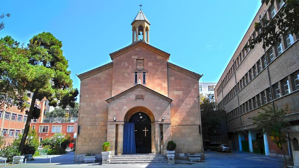 St Mary Armenian Church