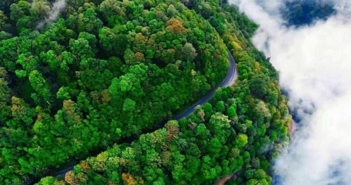 Asalem to Khalkhal: The most scenic forest road of Iran